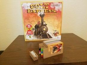 Colt Express Card/Token Storage