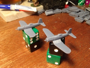 Super Corsair!! F2G for microarmor