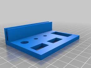 P3steel Tools Holder