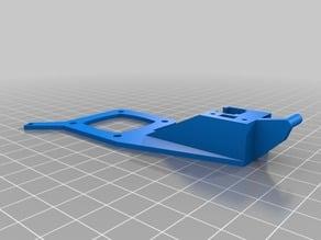Alfawise u30 MK8 Extruder Update - Filament Sensor - Filament Dedector - Cable Holder - spring holder
