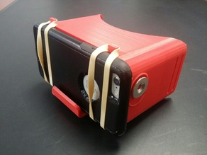 VR Goggles - Google Cardboard Upgrade