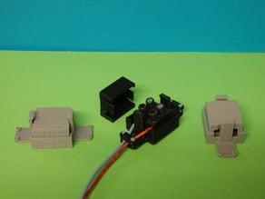 Electric isolation box / Boite d'isolement électrique