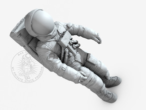 APOLLO A7-L Spacesuit (Study)