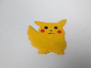8 Bit Pikachu