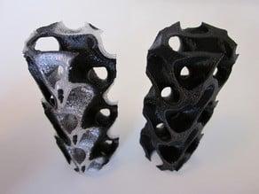 Dual Gyroid