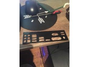 Asrock z68 Pro3 Gen3 I/O Shield