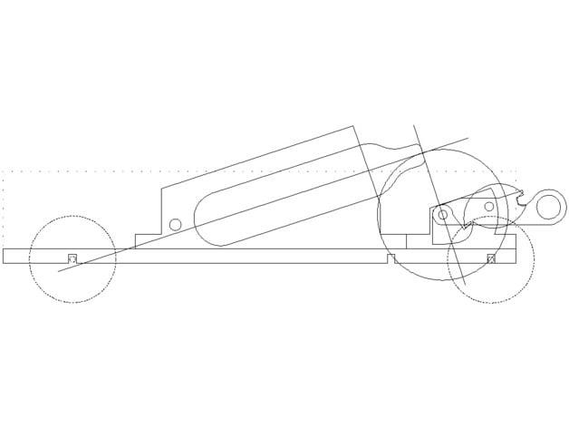C02 Powered Pinewood Derby Motor By Sliptonic