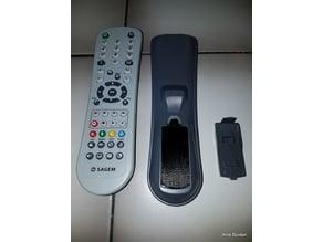 Sagem tv-remote battery door