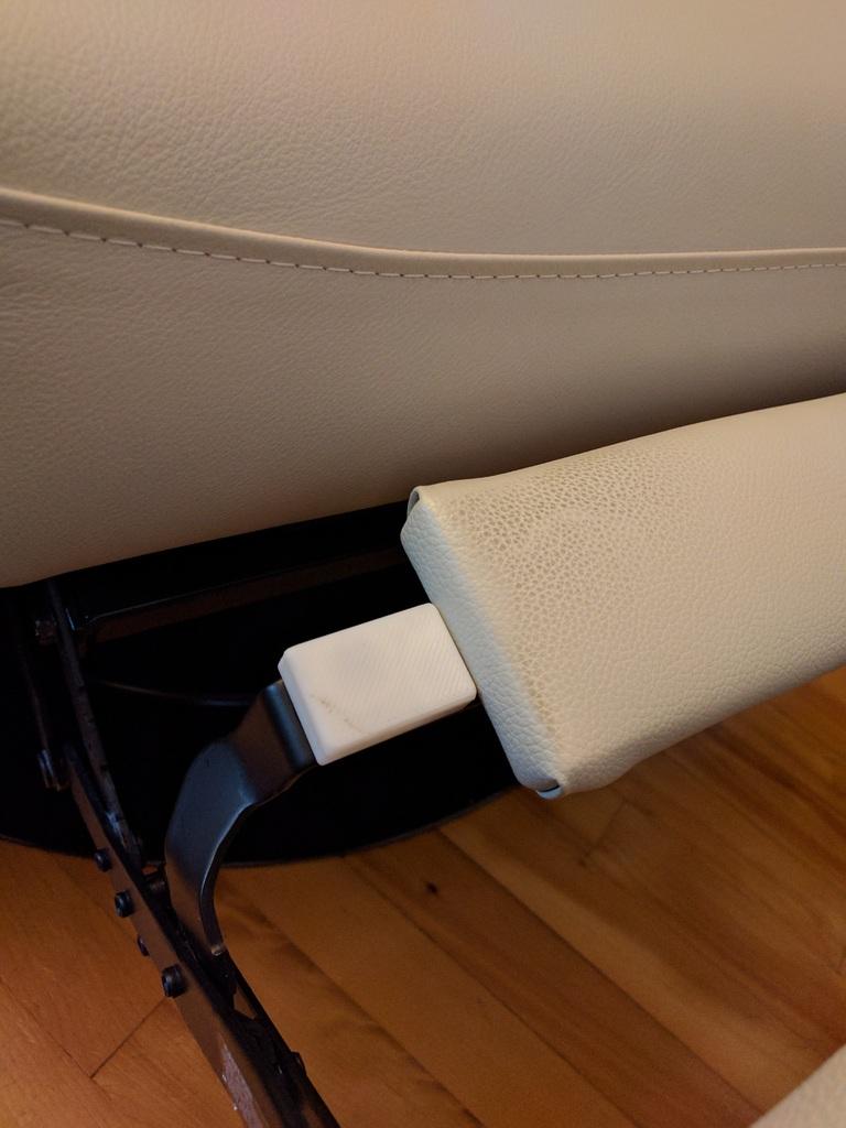 Elran Reclining Chair Bolt Cap By 2riel Thingiverse