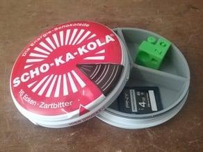 Scho-Ka-Kola Container Organizer