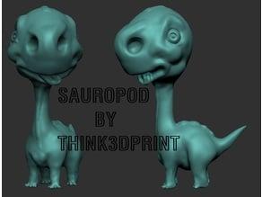 Baby Dinosaur - Sauropod