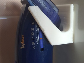 Babyliss wall holder