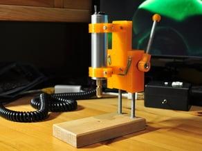 Mini Drill Press for PCB Drill