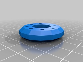 Anet E12 Bed Leveling Knob
