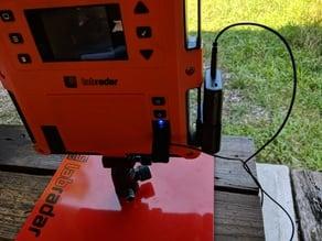 labradar anker 10000 battery holder