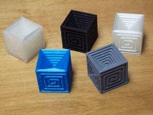 Aztec Cube