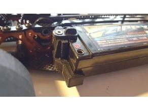 Xray T3 T4 Battery Holder