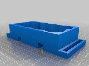 Ballistic 8 cell battery seat
