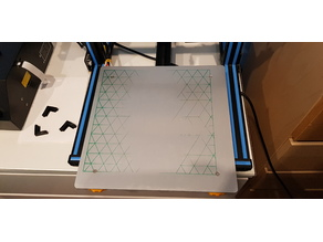 Finding warped / bowed area on heated print bed, glass and aluminium, on 3D printers