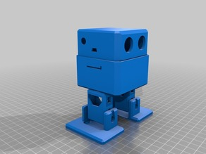 My Customized Otto DIY build your own robot