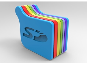 sd/micro sd holder remix