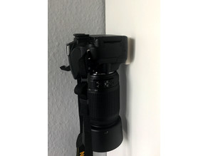 DSLR Wall-mount