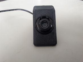 Rear camera mount