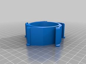 My Customized Spool Hub Adapter5