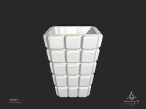 Cube Mini Vase C