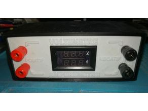 Box for DC Voltmeter-Amperemeter Chinese Kit (DC 100V/50A)