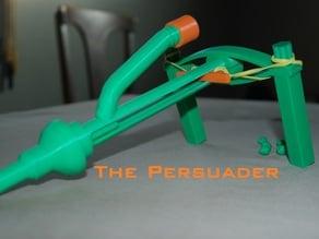 The Persuader -  Semi-Automatic Desktop Siege Weapon