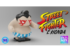 Street Fighter E.HONDA