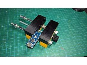 soldering vise - third hand
