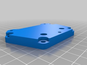 Printbox3D Dondolo mount