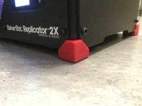 Replicator 2 and 2X foot