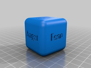 DICE - play with ANgst Fear miedo страх 恐惧