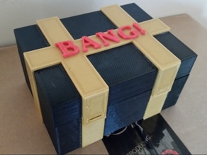 Bang! The Bullet Treasure Chest