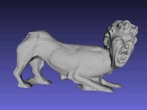 The Marsyas Lion