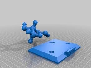 Make a 3D Molecule