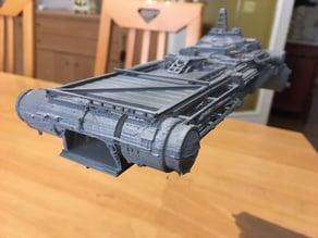 Celestra from Galactica ragtag fleet (TOS)