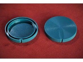 Lens Cap for Sony E-Mount Lenses