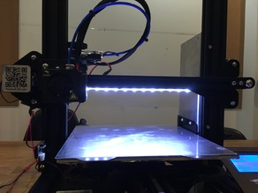 LED light bar for Ender 3