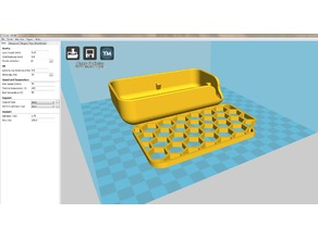 Soap box by ALUNAR 3D Printer M508
