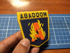 ABADDON clay cutter set