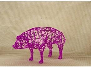 pig lines