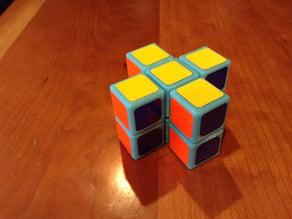 1x2x3 Plus Cube puzzle