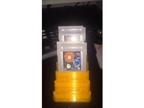 Game cart holder (GB/A *5)
