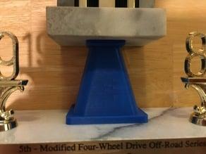 Trophy lower column