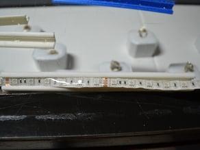 IP 67 Led 45 degree Mount CTC / Bizer FlashForge QIDI light strip