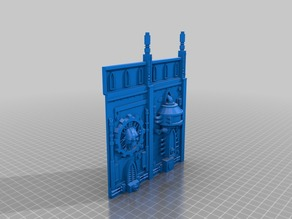 Manufactorum Wall Piece